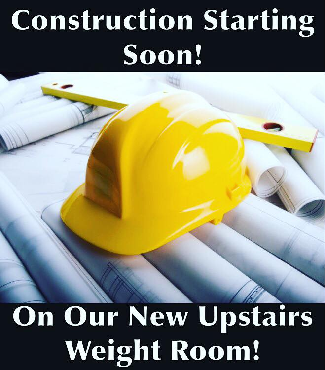 Construction Starting Soon!