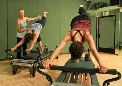Group Training - Pilates