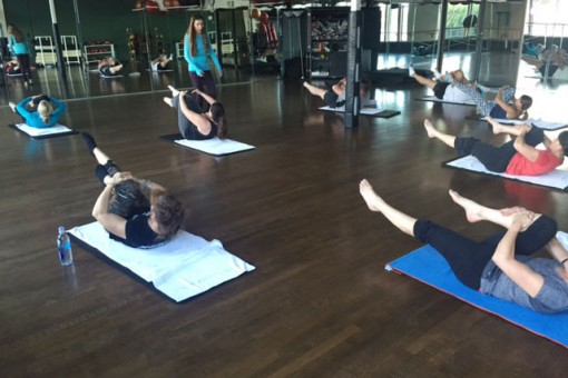 Group Exercise - Pilate Mat
