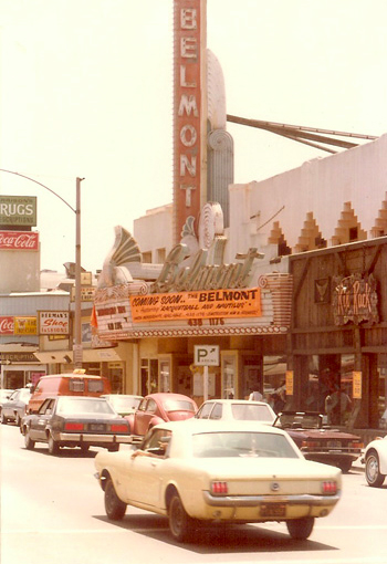 1965 Belmont Theater