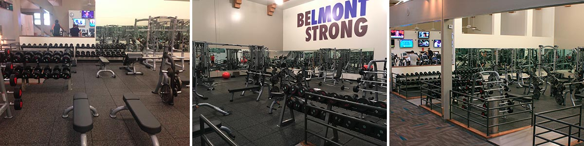 2nd Floor Weight Room